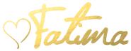 Fatima custom signature