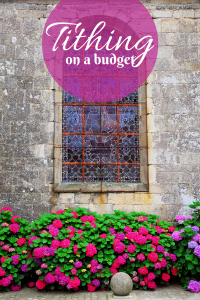 Tithing on a Budget | Freely Fatima