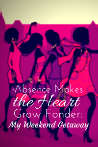 Absence Makes The Heart Grow Fonder: My Weekend Getaway | Freely Fatima