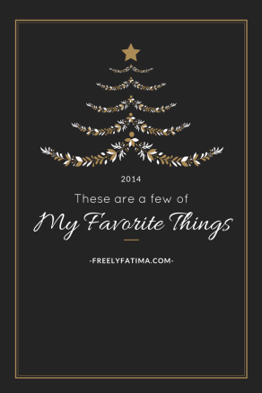 my favorite things-2