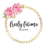 Freely Fatima Designs on ETSY!
